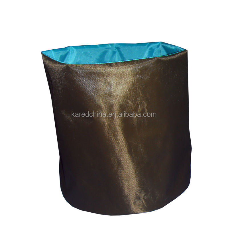 Fashion new products 2014 fabric wire flower pot cover promotional