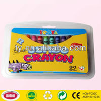 12 Colors Jumbo Crayon