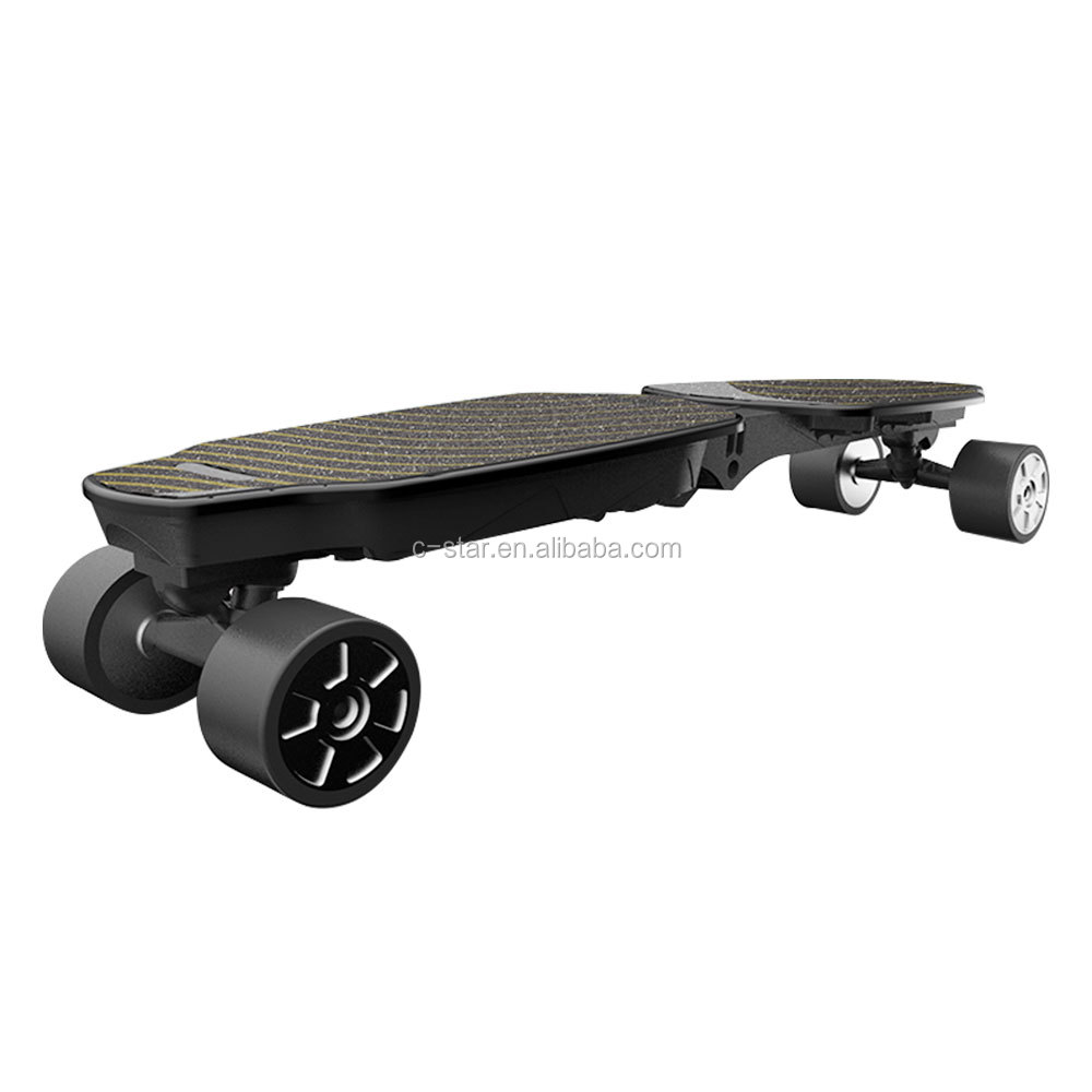 Factory New design Folding electronic skateboard wireless remote control for adult and kids