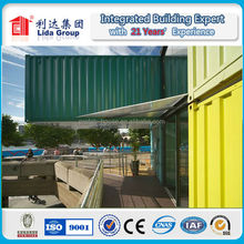 High Quality Container House/Modular Container House/prefab cabin container house