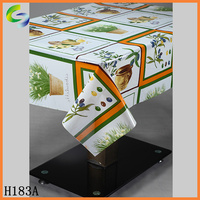 Shuangjie Sequin PVC Tablecloth Roll Factory Sales