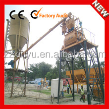 Mini Dry Mix Concrete Batching Plant HZS25 for Sale