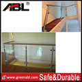 price of polish metal stainless steel handrails for walls for hospital railing