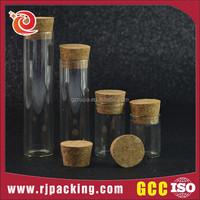 free sample small 1ml 5ml 10ml 12ml 15ml 20ml 30ml glass vials in cork