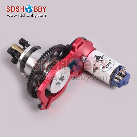 Special Electric Starter for EME35/ DLE30/ DLE35RA Gasoline Engine 35cc AS KIT