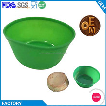 Round Small Collapsible Silicone Muffin Cake Mould Cookie Cup