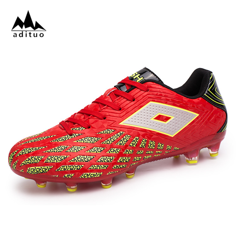 New Men Youth Outdoor Soccer Cleats Shoes Soccer Shoes Football Trainers