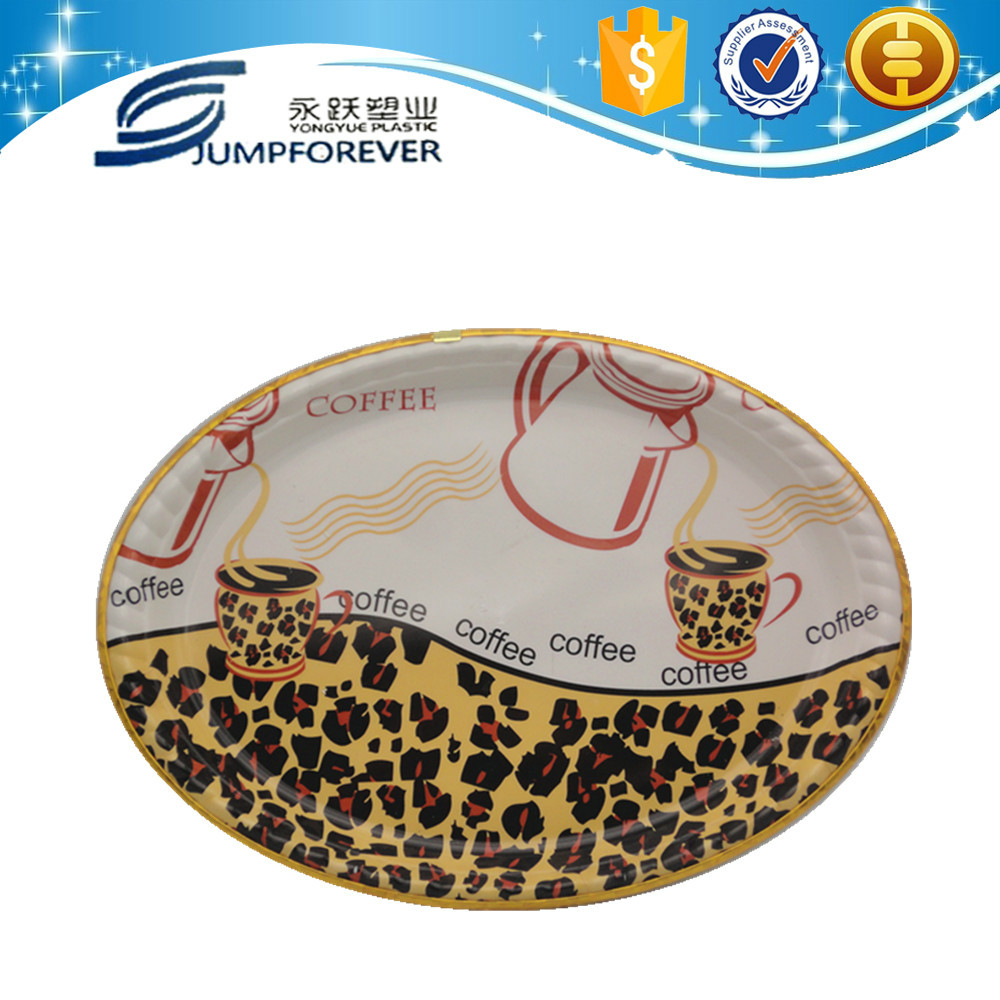 High quality and cheap gold charger plates for wedding