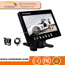 7'' standing bracket style digital screen car security tft lcd monitor
