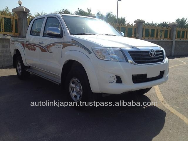 2013 Toyota Hilux Left Hand Drive 21326SL