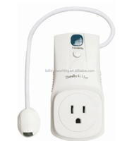 American learning standby killer energy saving socket with surge protection for TV in USA market