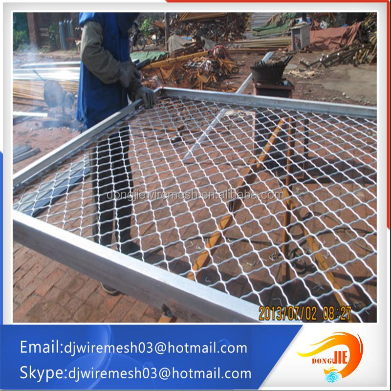 Specious Grid Wire Mesh Fence/ Anti theft Grid Mesh/ Window Grid Fence