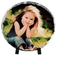 Custom Sublimation Slate Photo Frame blank made in china