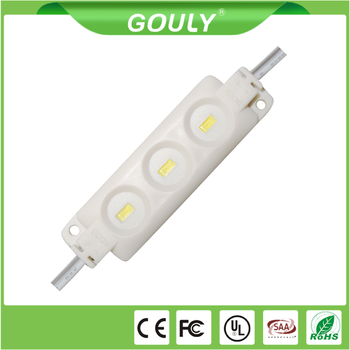 Shenzhen 0.72W injection led module 5050, module led