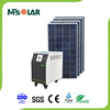 Sales promotion 1kw solar energy home system price with free shipment