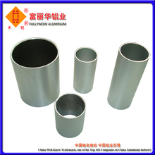 Polished Chrome Food Grade Aluminum Tube for Spare Parts of Food Machine or other Relative Application