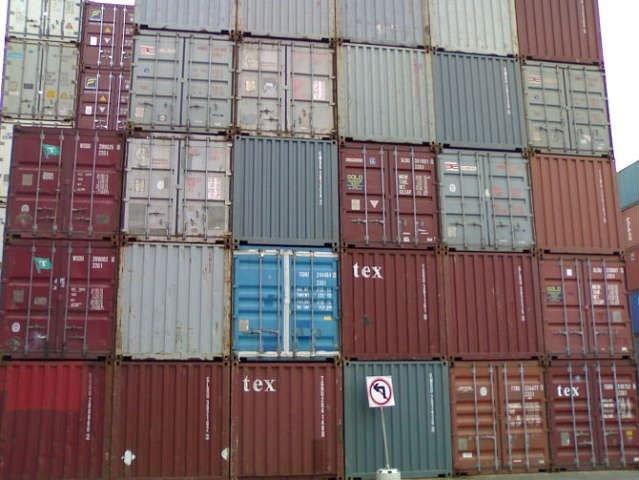Usado envase 40hq segunda mano china transporte mar timo - Container maritimo segunda mano ...