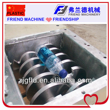 Best Quality!! Double Shaft Plastic Shredder Blade