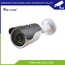 water-proof network bullet 1.3mp 2mp h.264 outdoor poe cloud ip camera