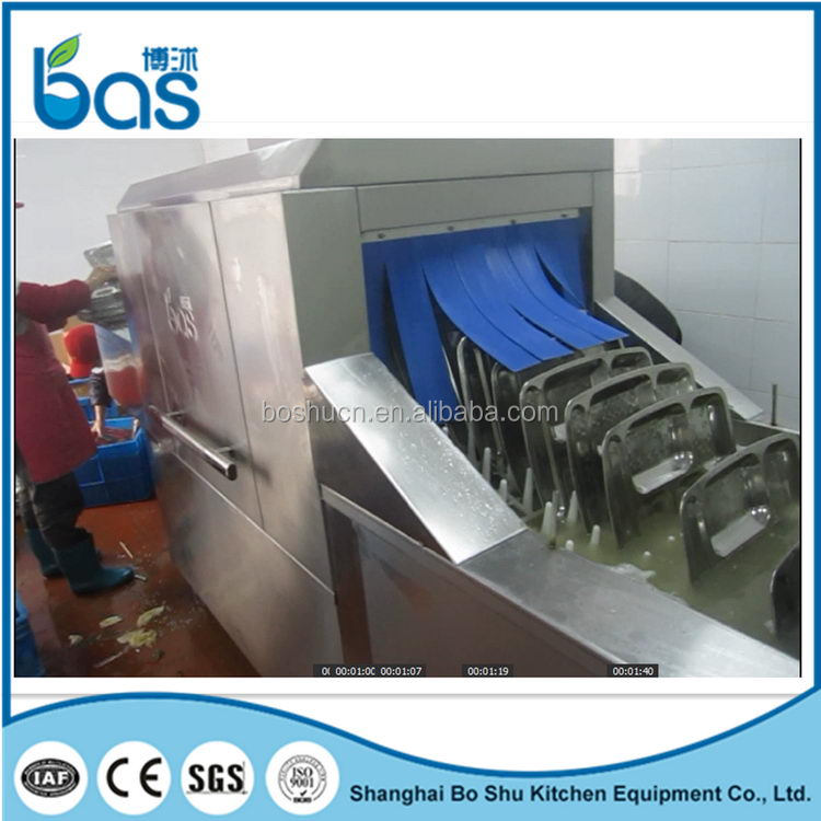 Good quality hot sale restaurant washing dishes machine BSQ9800