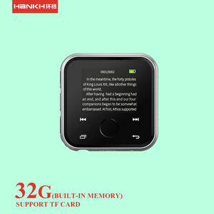 large memory 32gb bluetooth with FM radio hifi MP3 player