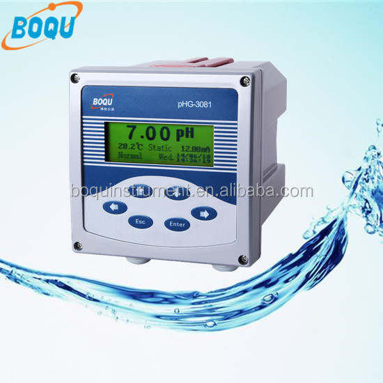 pHG-3081 Industrial Online PH Meter Thermal Power
