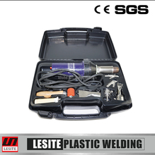 High Quality Lesite 1600W Hand Hot Air Welder for Plastic Welding