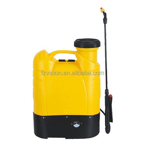 18L plastic backpack Electric sprayer