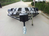 3 Motorbike Trailer Three Trail With Ramp Storage Box