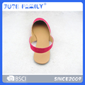 Quick Delivery New Style Shoe Female Solid Color Women Flat Shoes