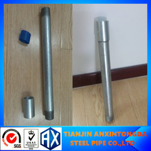 Alibaba emt conduit pipe&steel electrical conduit&plastic emt conduit end caps