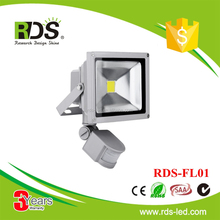 High Quality Die Cast Aluminum 10w Slim Mini Ip65 led flood light