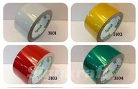 Hot Sale 3100 series PET material Commercial Grade Reflective Film Tape for traffic signs