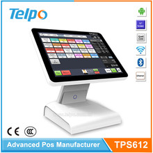 Telpo TPS612 Android Windows Dual OS Choice First Cash Register with electronic id card reader