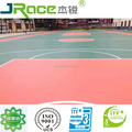 Si-PU plastic floor covering polyurethane sport court flooring surface