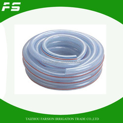 Non Kink Plastic Fiber Hose Tube Made In China