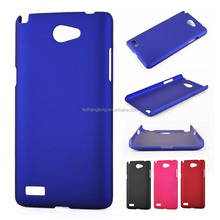 Rubber Matte Hard Back Case Plastic PC Shell Cover For LG Bello 2