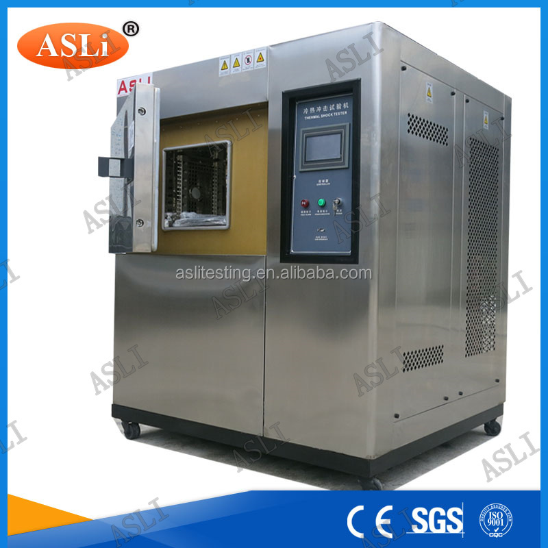 coefficient of thermal expansion steel camera/ Thermal Shock Test Chamber