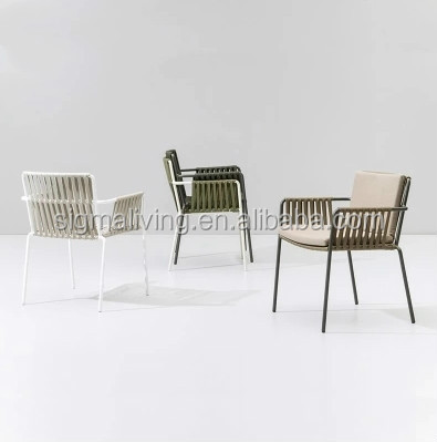 2018 New arrival Nordic style patio outdoor furniture coffee garden chairs rattan chairs