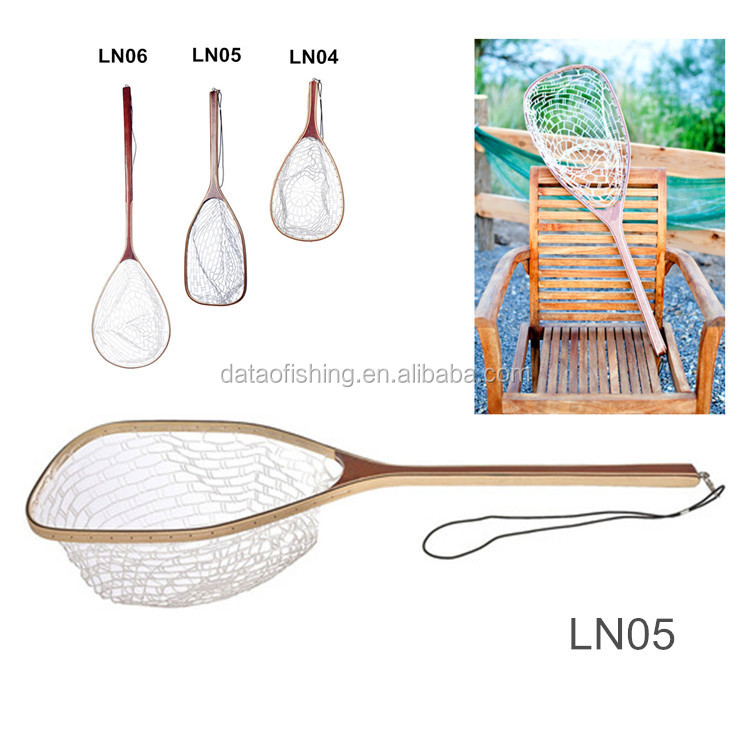 Excellent fly fishing landing nets for anglers