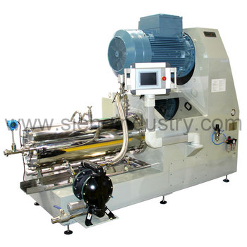 Textile Ink Making Machine Superfine Beads Mill with CE