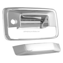 Exterior Accessories High Quality Rear Door Handle Cover for 2014-2015 GMC Sierra
