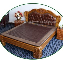 germanium stone mattress, jade mattress,infrared therapy heating jade massage