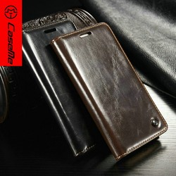 Wholesale Genuine Leather Case For HTC One M9, Slim Back Cover For HTC One M9