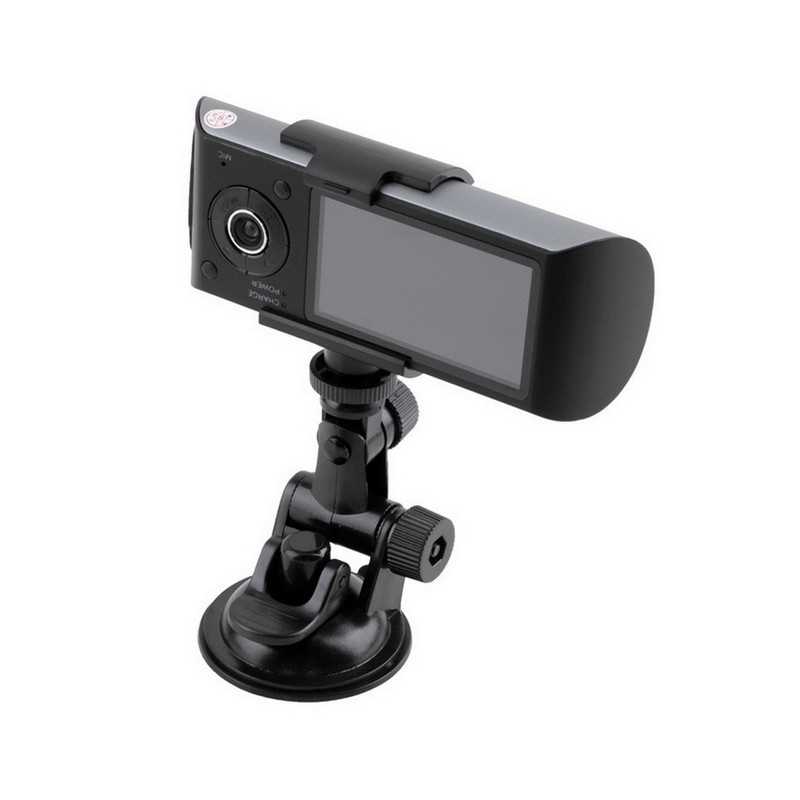 2.7 Inch R300 GPS Dual Camera Car-DVR Firmware x3000