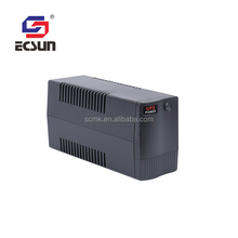 LCD Display 600W Line Interactive UPS With 1 Hour Backup 12v Battery Charger 1 kva UPS Price