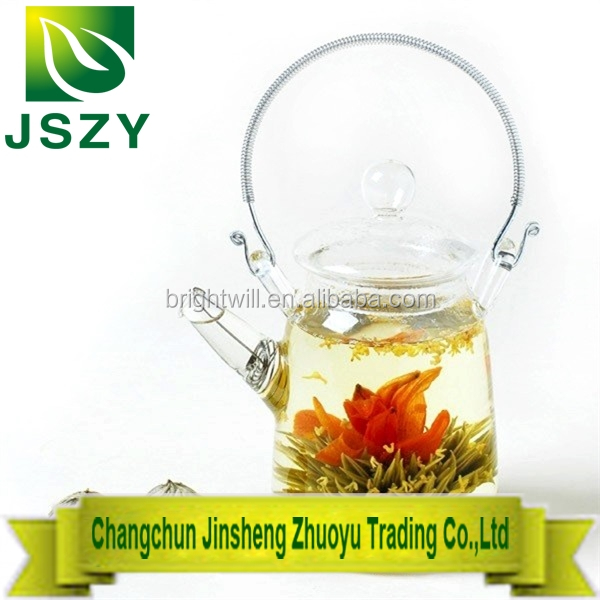Chinese Artistic Handmade Flower Blooming Tea