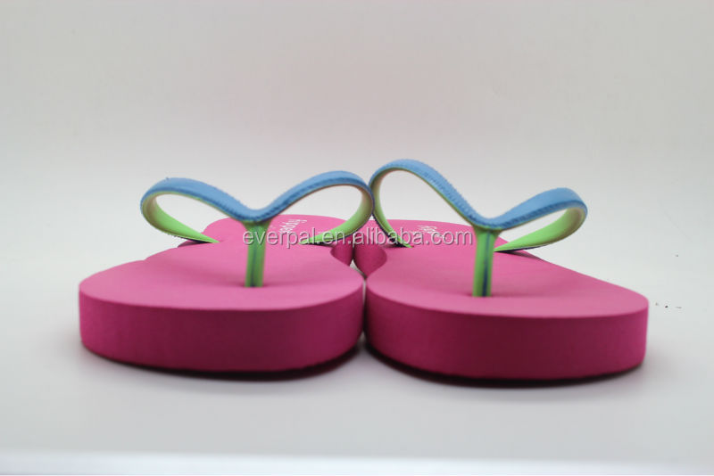 Sandal Flip Flop Slipper EVA Rubber Materials