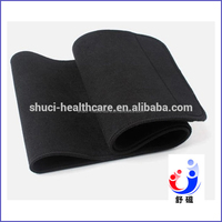 China manufacturer super thin excellent material neoprene lower back lumbar support belt/brace YW-10S