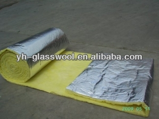 Good Quality Glass Wool Rool With Density 20kg M3
